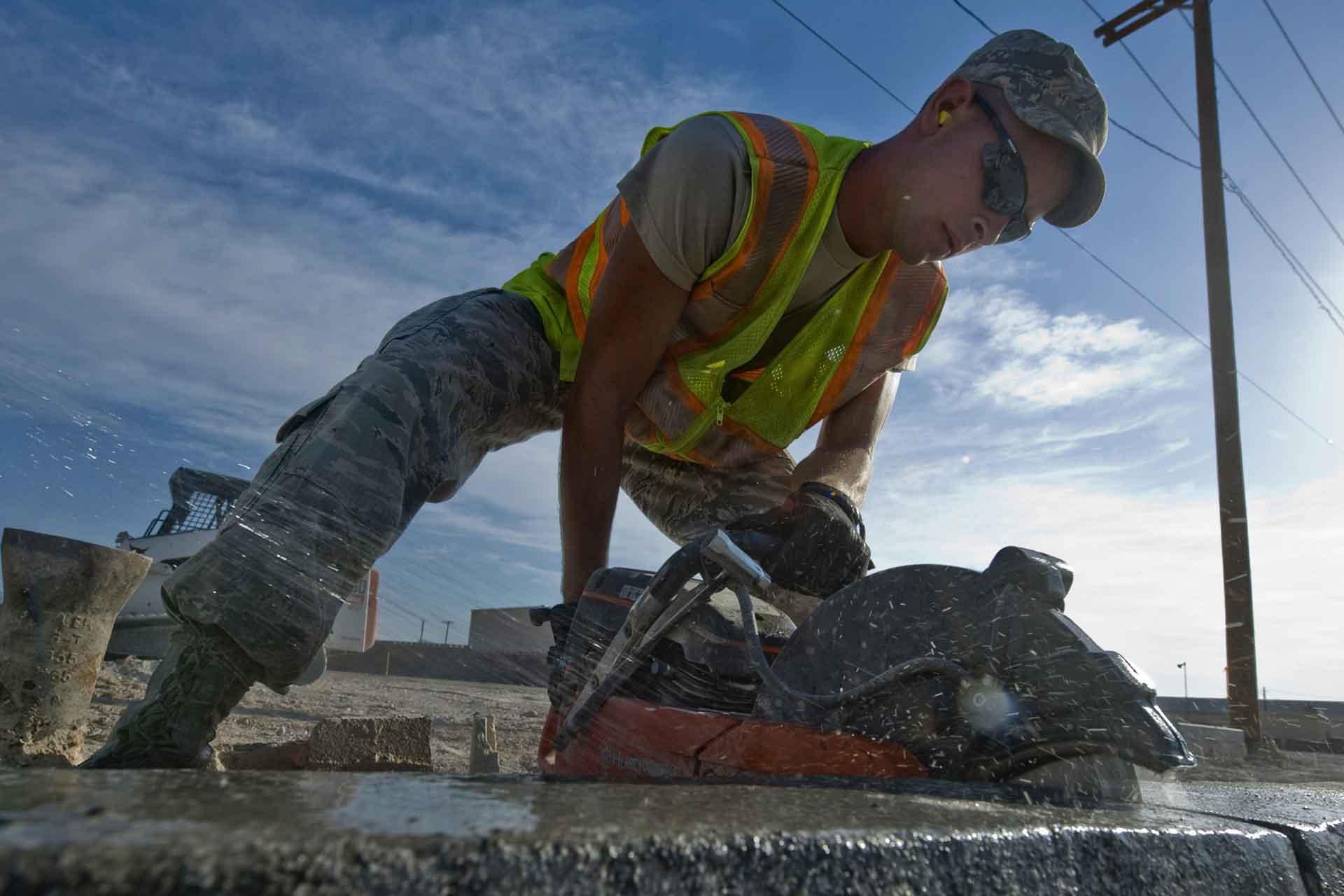 kurs na przecinarkę do betonu oraz asfaltu nowy sącz tisbud